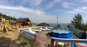 База отдыха Родные берега - фото 9