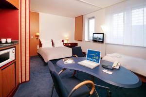 魯昂諾曼底諾富特套房酒店 (Novotel Suites Rouen Normandie)