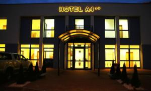 Hotel A4 MOP Zastawie
