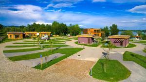 Zagreb Camp Bungalows