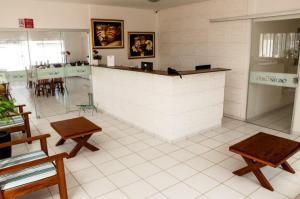 Hotel Ouro Negro, Hotely  Guamaré - big - 17