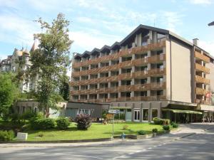 Hotel des Alpes, Szállodák  Flims - big - 30