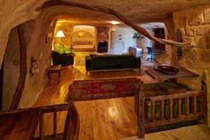Ургуп - Anitya Cave House Apart Hotel