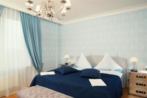Апартамент Морская Рапсодия, Апартаменты  Санкт-Петербург - big - 17