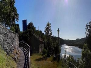 Hostal O Pincho, Vendégházak  Ponte Do Porto - big - 9