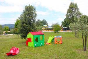Casa Di Campagna In Toscana, Загородные дома  Совичилле - big - 146