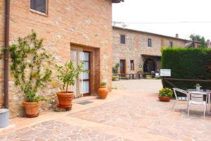 Casa Di Campagna In Toscana, Загородные дома  Совичилле - big - 132