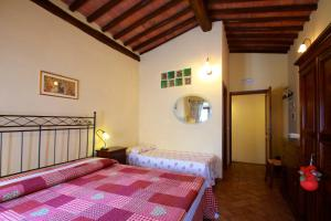 Casa Di Campagna In Toscana, Загородные дома  Совичилле - big - 26
