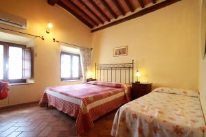 Casa Di Campagna In Toscana, Загородные дома  Совичилле - big - 10