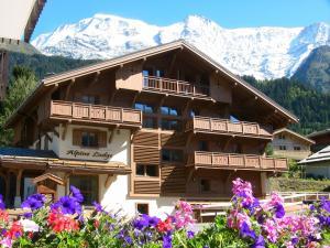 Alpine Lodge 2 - Apartment - Les Contamines