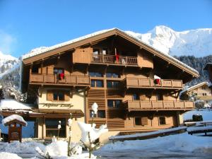 Alpine Lodge 3 - Apartment - Les Contamines