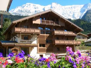 Alpine Lodge 9 - Apartment - Les Contamines