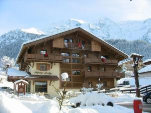Alpine Lodge 7 - Apartment - Les Contamines