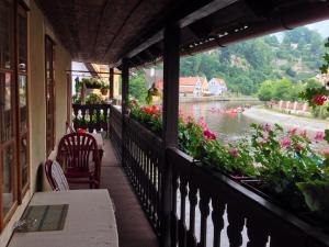 Pension Meandr, Guest houses  Český Krumlov - big - 23
