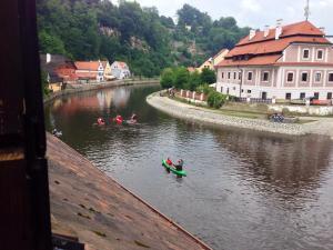Pension Meandr, Guest houses  Český Krumlov - big - 19