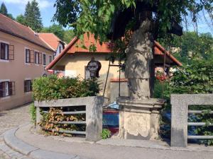 Pension Meandr, Guest houses  Český Krumlov - big - 13