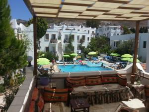 Тургутрейс - Fiorita Beach Hotel