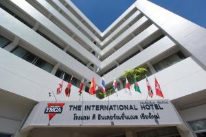 รีบจอง โรงแรมดิ อินเตอร์เนชั่นแนล เชียงใหม่ วายเอ็มซีเอ (The International Hotel Chiang Mai - YMCA) ราคาพิเศษ