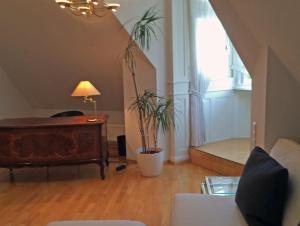 Ferienwohnungen in der Villa Carola, Апартаменты  Баден-Баден - big - 13