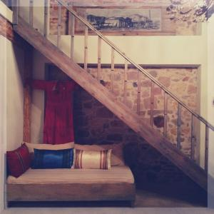Ayvalik Blue House, Гостевые дома  Айвалик - big - 8