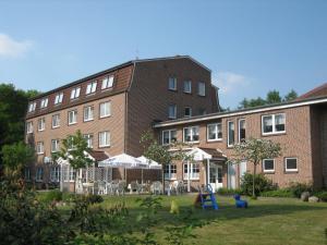 Hotel Graf Balduin, Отели  Esterwegen - big - 10