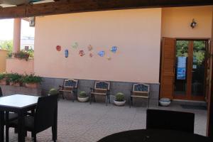 B&B Zahir, Bed & Breakfasts  Castro di Lecce - big - 49