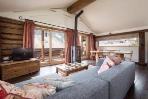 La Ruinette - Chalet Lyngen - Apartment - Le Châble