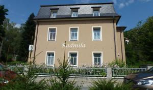 Apartmán Vila Radmila - Apartment - Luhačovice