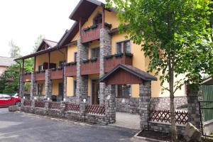 Гостиница Кексгольм, Приозерск
