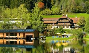Seehotel Enzian - Hotel - Weissensee