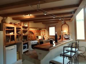 ostellerie del capel roge, Apartments  Montpellier - big - 11
