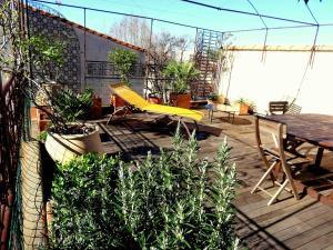 ostellerie del capel roge, Apartments  Montpellier - big - 1