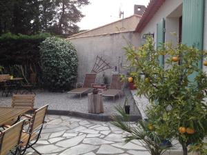 Maison Plage de la Garonette, Holiday homes  Sainte-Maxime - big - 20