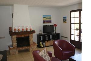 Maison Plage de la Garonette, Holiday homes  Sainte-Maxime - big - 18