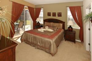 Flexible Pay Vacation Homes, Holiday homes  Kissimmee - big - 83