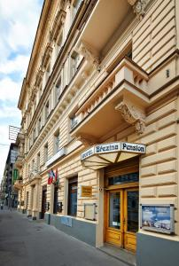 Прага - Brezina Pension