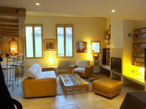 ostellerie del capel roge, Apartments  Montpellier - big - 10