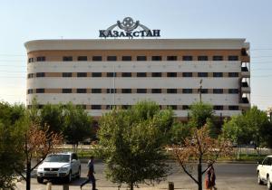 Отель Казахстан - фото 1