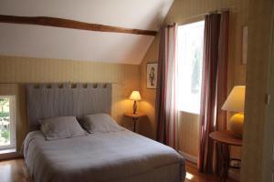 LES JARDINS DE L'AULNAIE, Bed and breakfasts  Fontaine-sous-Jouy - big - 20