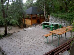 Voronin Guest House, Vendégházak  Gaszpra - big - 52