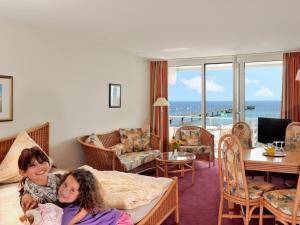 Ostsee-Hotel, Hotel  Großenbrode - big - 9