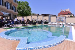 A Picture of SPA Hotel Dragalevtsi