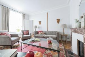 Апартаменты «onefinestay - Saint-Germain-des-Pres private homes», Париж