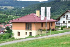 3 hvězdičkový chata Vila Harmonie Luhačovice Česko