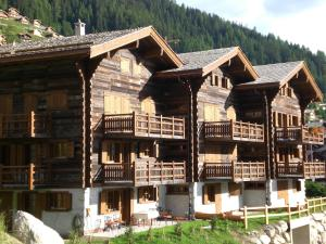 Apartments Vieux Chalet - Grimentz