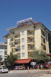 Аланья - Monte Carlo Park Hotel