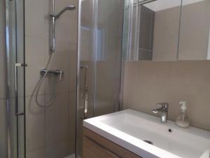 Joli Appartement entre Menton et Monaco, Apartmány  Roquebrune-Cap-Martin - big - 24