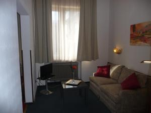 Hotel Stadt Hamm, Отели  Хамм - big - 26