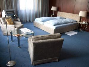 Hotel Stadt Hamm, Отели  Хамм - big - 11