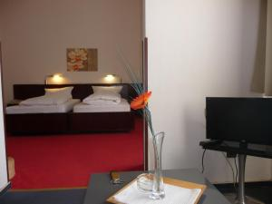 Hotel Stadt Hamm, Отели  Хамм - big - 10